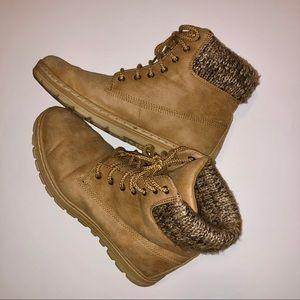 White Mountain Cliffs Tan Boots